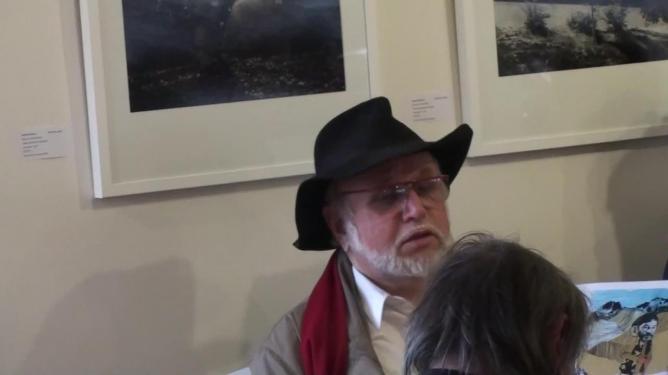 Evgen Bavčar présente « Martin Kœurpane du Haut »