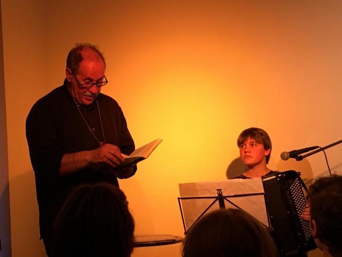 12 mai, Marko Sosič et Jeanne Pilon, TriArtis, Paris