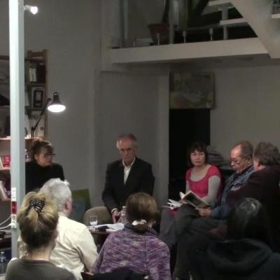 Biennale internationale des poètes en Val-de-Marne, Ivry, 17 octobre 2013