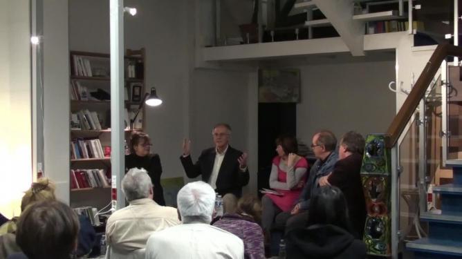 Tomaž Šalamun raconte Struga, en Macédoine