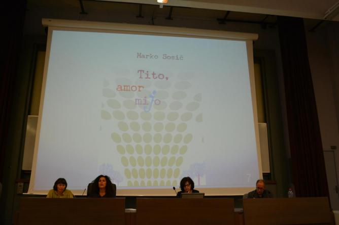 9 mai, Marko Sosič, université Jean-Monnet, Saint-Etienne